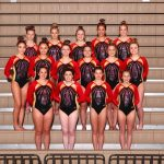 Gymnastics Team Wins Ron Ganim Legends Invitational and at Lakewood