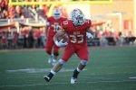 Bees Football: Garrett Kubitz breaks BBHHS rushing record