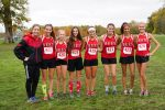 Good luck to the Girls Cross Country Team at Regionals!