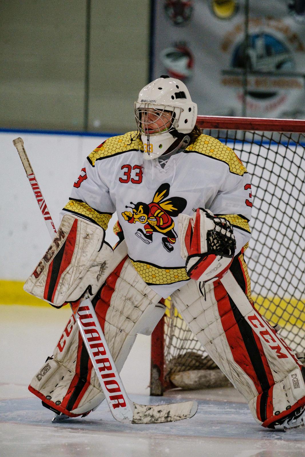 Bees Hockey 20-21