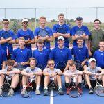 2019-2020 Patriot Mens Tennis