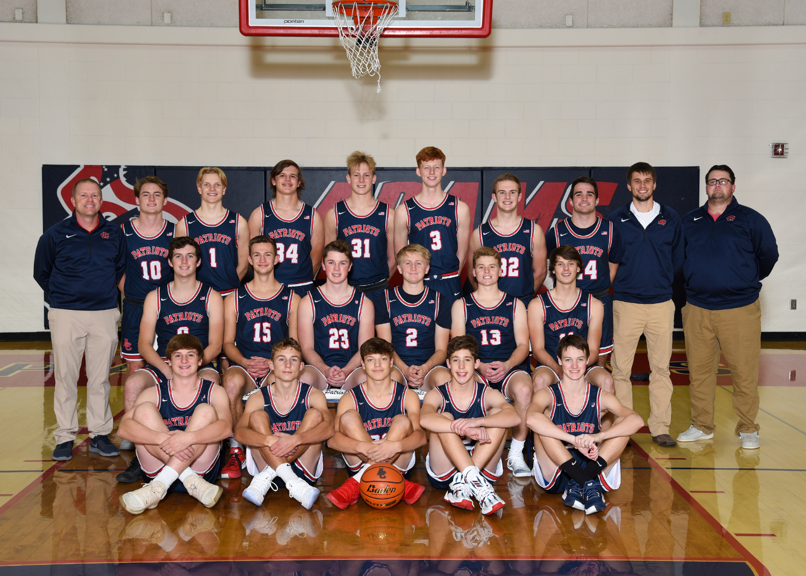 2020 Boys BasketBall