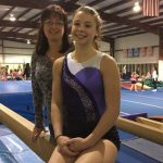 Herald-Argus Article on SC Gymnast Makenna King