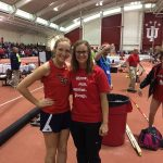 New School Records Set at Girls Sectional Track Meet