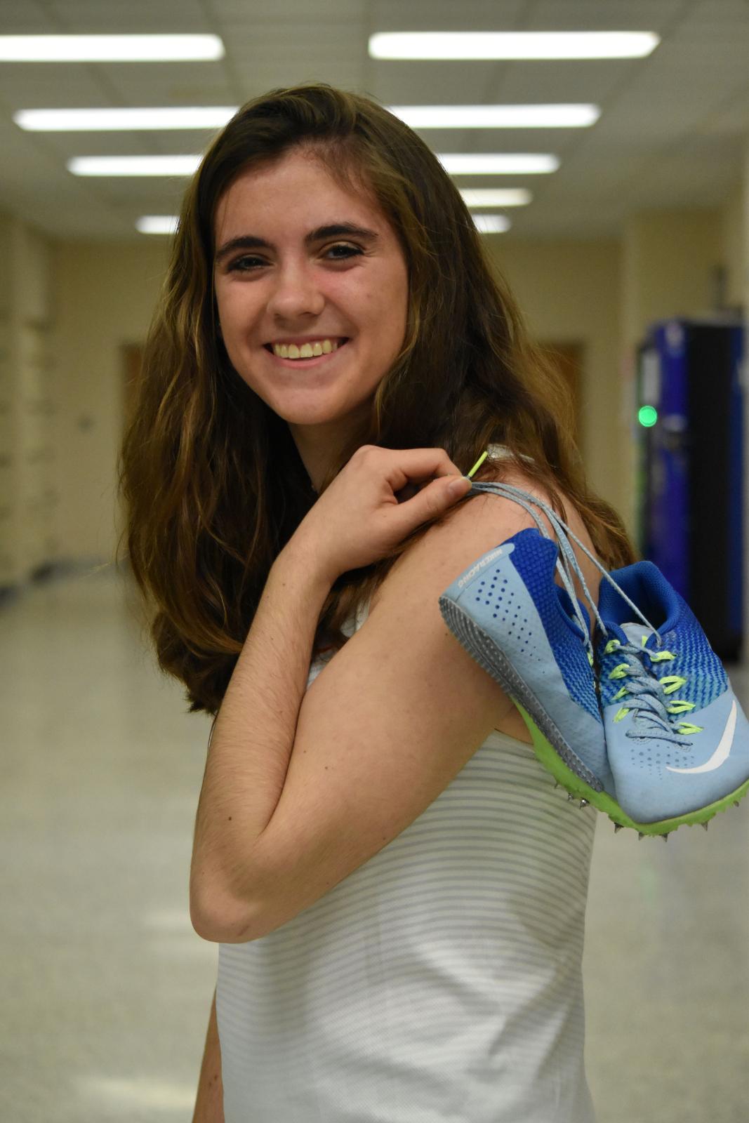 Senior Spotlight: Melanie Edmond