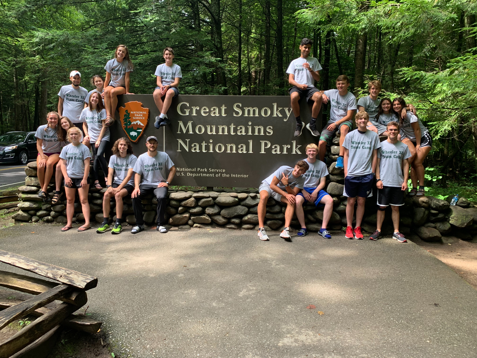 Wheeler XC Kickstarts Season in the Smoky Mountains