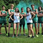 Cross Country Harriers energized, ready to start another season.