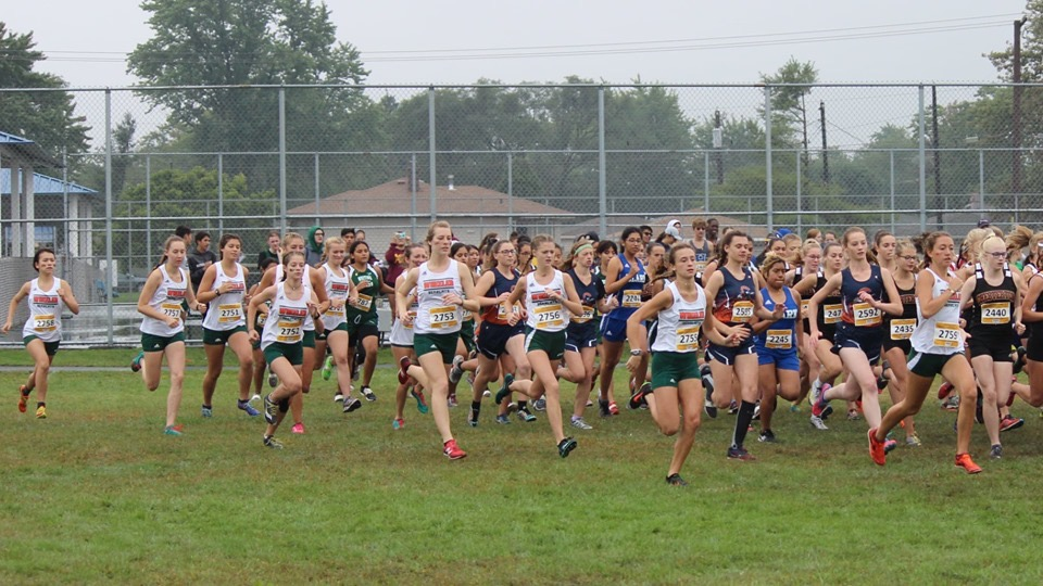 Girls/Boys Cross Country place 3rd at Tough Mudder…err Highland Invitational!