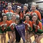 Congratulations to our Bearcat Cheerleaders on Placing 2nd in their Competition!