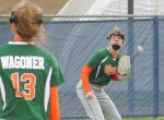 Wheeler Softball vs North Newton