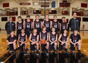 Freshmen Boys' Basketball