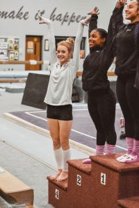 Girls Gymnastics @ Merrillville Invite 1-10-19