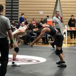 Lowell Wrestlers Earn 2nd in Conference