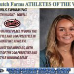 Beth Vaught named Regionsports.com Girls Swim Athlete of the Week