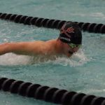 Boys Swim Have Fast Start at Sectional Prelims