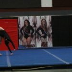 Gymnastics Team Continues to Improve
