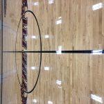 Boys Varsity Basketball beats Merrillville 45 – 34