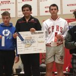Wrestlers Advance Out of Regionals