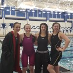 Record Breaking Relay Team Qualifies for State