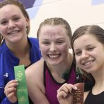 In the News – Girls Swimming