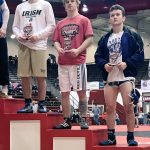 Verbeek Punches Ticket to Wrestling State