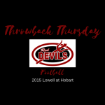 Video – 2015 Lowell at Hobart (New Concept Video)