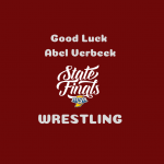 Verbeek Heading to Wrestling State