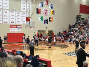 Lowell vs ECC Sectional Semi-Final