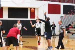 Special Olympics Adult Team vs Teachers – Credit Mr. Snodgrass