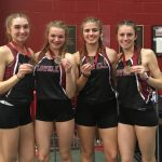 Girls Track shatters records at Hoosier State Relays 2.0