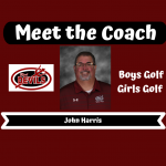 Meet the Coach – John Harris
