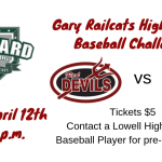 2019 Railcats High School Baseball Challenge