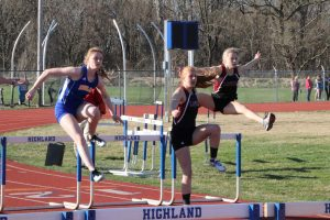 Track at Highland 4-9-19