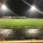 Boys Track Team Shines in the Rain