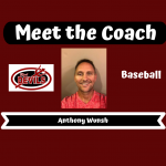 Meet the Coach – Anthony Wunsh