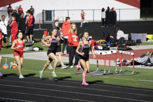 Changing of the Guard – Girls Track Beats Munster