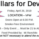 Annual Dollars 4 Devils This Friday