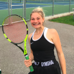 Girls Varsity Tennis falls to Kankakee Valley 4 – 1