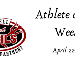 Athlete of the Week – April 22-28