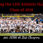 LHS to Induct 2005 State Championship Football Team into Hall of Fame