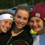 Girls Varsity Tennis beats Highland 4 – 1