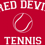 Girls Varsity Tennis falls to Hanover Central 3 – 2