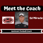 Meet the Coach – Ed Miracle