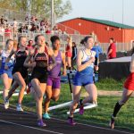 Great Weather Results in Great Performances at Lowell Track Sectional