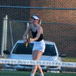 Girls Tennis Earn NCC Honors