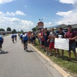 RDP FB Car Wash For Cops Cycling for Survivors