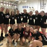 Varsity Volleyball beats Hanover Central on the road 3 – 1