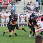 Freshman Football falls to Crown Point 28 – 6