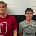 Boys Varsity Tennis beats Hobart 4 – 1