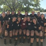Varsity Volleyball finishes up Harrison Invite with a win!